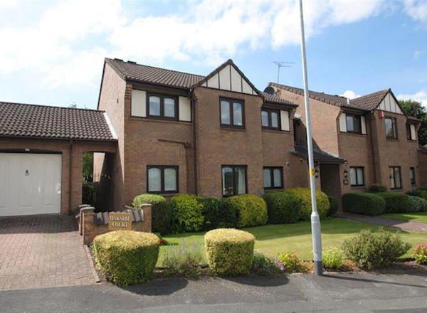 Woodside Court, Appleton, Warrington.